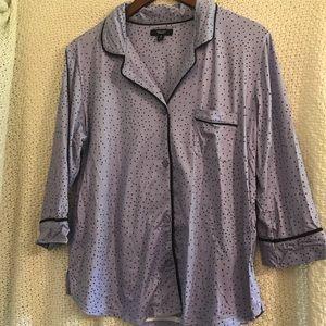 Super Soft Vera Wang Pajama Set